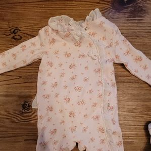 Edgehill Collection baby PJs